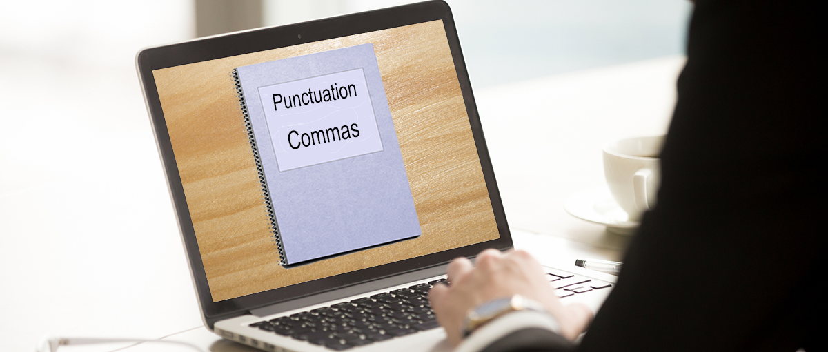 Using Commas in Business Writing Course