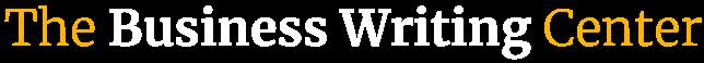 Business             Writing             Center Logo